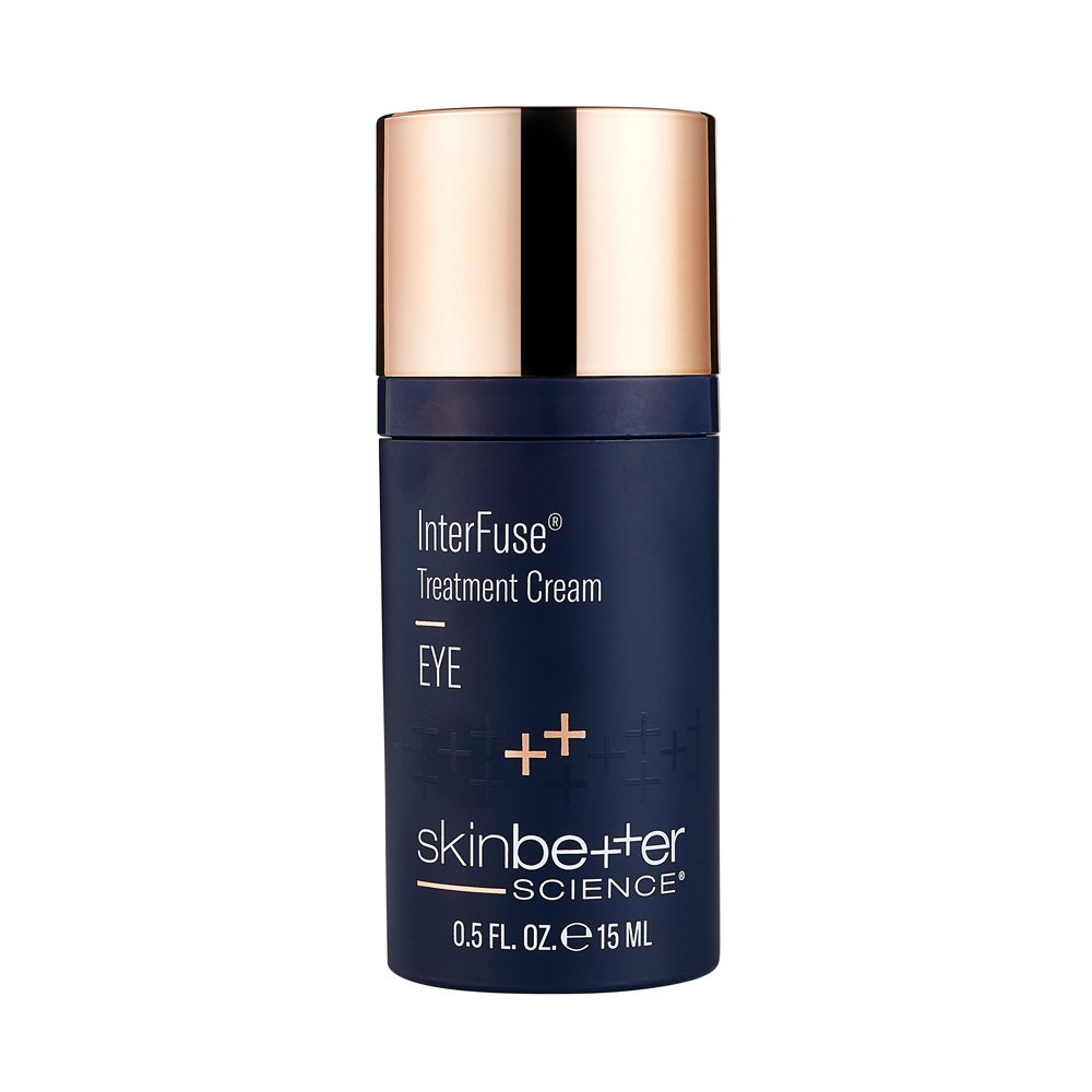 Looking for an eye cream that actually works? Try Skinbetter Science InterFuse® EYE Treatment Cream