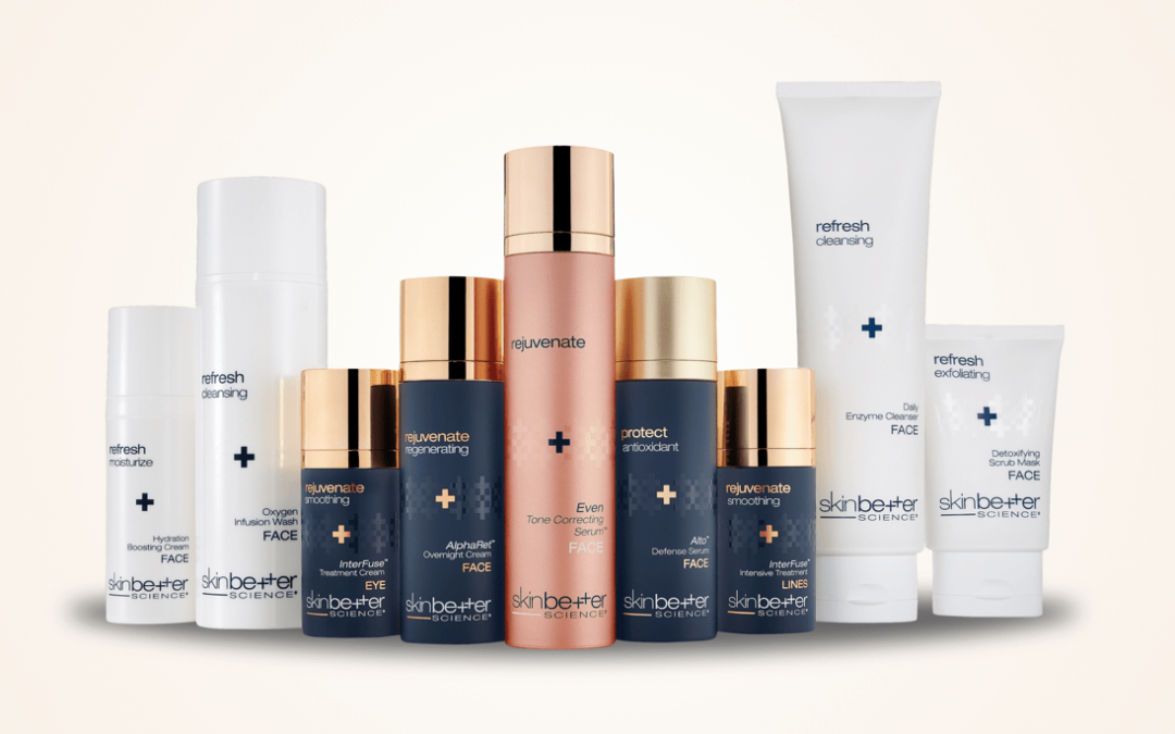 Top Skincare Products From Skinbetter Science