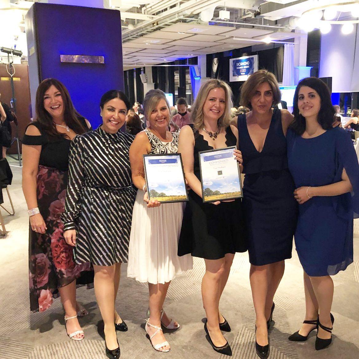 True Medispa Team Richmond Awards
