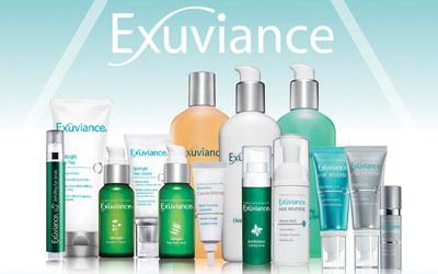 Exuviance skin care